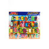 Melissa & Doug, Chunky Jumbo ABC Wooden Puzzle, Ages 3 to 5 Years Old, 26 Pieces