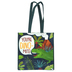 Stephen Joseph, Dinosaur Large Recycled Gift Bag, 13 1/2 x 13 x 7 1/2 inches