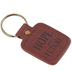 Christian Art Gifts, Jeremiah 29:11 Journey Keyring, 3 1/4 x 1 3/4 inches