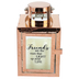 Carson Home Accents, Friends LED Lantern, Stainless Steel, Copper, 9 1/2 x 4 inches