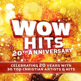 WOW Hits 20th Anniversary, by Various Artists, 2 CD Set