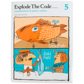 Educators Publishing Service, Explode the Code Book 5, 2nd Edition, Grades 2-4