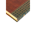 RVR 1960 Scofield Spanish Study Bible, Imitation Leather, Forest Green and Chestnut