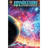 101 Questions About The Bible and Christianity: Volume 4, by Art Ayris and Mario Gully, Comicbook