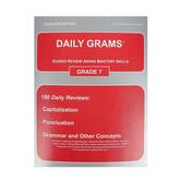 Daily Grams Grade 7