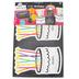 Schoolgirl Style, Twinkle Twinkle You're A STAR Birthday Bulletin Board Set, 20 Pieces