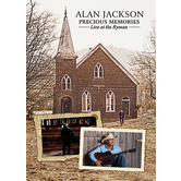 Precious Memories: Live at the Ryman, by Alan Jackson, DVD