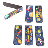 Salt & Light, Outer Space Magnetic Bookmarks, 6 Bookmarks