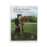 Progeny Press, Johnny Tremain Study Guide, Paperback, 65 Pages, Grades 6-8