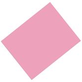 Pacon, Heavy Poster Board, 22 x 28 Inches, Pink, 1 Piece