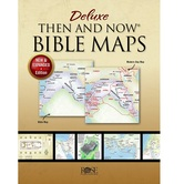 Deluxe Then and Now Bible Maps 2.0: New & Expanded Edition, by Rose Publishing