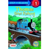 Thomas and Friends, Thomas Goes Fishing, Step Into Reading, Level 1, by Wilbert Awdry, Paperback