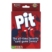 Winning Moves Games, Pit Card Game, 74 Cards, Ages 7 & Older, 3-8 Players