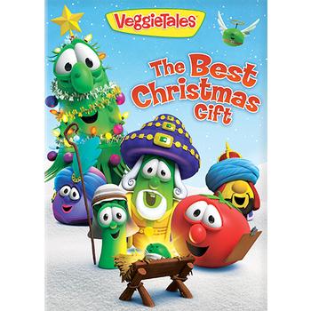 VeggieTales: The Best Christmas Gift, DVD