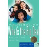 God's Design for Sex: What's the Big Deal? (Ages 8-11) Book 3, by Stan Jones and Brenna Jones