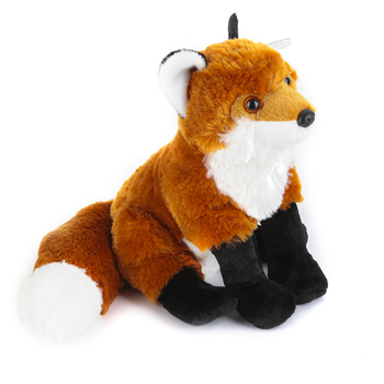 Wild Republic, Cuddlekins Red Fox Stuffed Animal, 12 inches