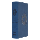 NIrV Adventure Bible for Early Readers, Imitation Leather, Blueberry