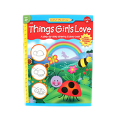 Walter Foster, Watch Me Draw, Things Girls Love