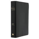 KJV Ryrie Study Bible, Bonded Leather, Black
