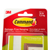 Command, Large Picture Hanging Strips, Value Pack, White, 6 Pack
