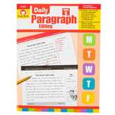 Evan-Moor, Daily Paragraph Editing Teacher's Edition, Paperback, 176 Pages, Grade 5