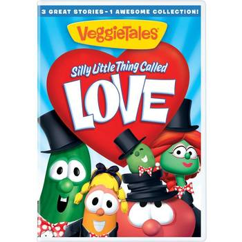 VeggieTales, Silly Little Thing Called Love, DVD