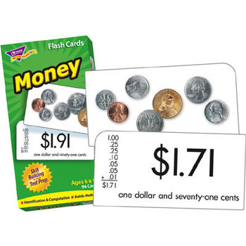 Money Flash Cards