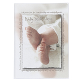Warner Press, Psalm 139:14 Baby Dedication Certificates and Envelopes, 5 x 7 inches, Set of 6