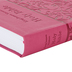 KJV Deluxe Gift & Award Bible, Imitation Leather, Dicarta Pink