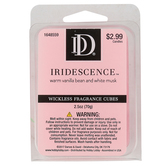 D&D, Iridescence Wickless Fragrance Cubes, Pink, 2 1/2 ounces