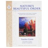 Memoria Press, Natures Beautiful Order Teacher Guide, 2nd Edition, Paperback, Grades 6-8, 9-12
