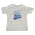 NOTW, Man Of God, Kid's Short Sleeve T-shirt, Natural Heather, 3T