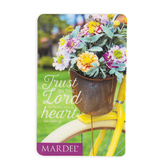 Trust In The Lord With All Your Heart Gift Card