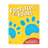 BJU Press, Footsteps for Fours, Activity Packet