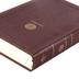 RVR 1960 Large Print Journal Edition Spanish Bible, Imitation Leather, Brown