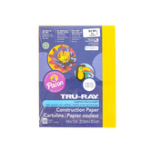 """Pacon, Tru-Ray Sulfite Construction Paper Pack, Tan, 50Ct, 9""""X12"""""""