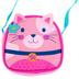 Stephen Joseph, Cat Crossbody Purse, Pink, 5 x 5 inches