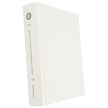 ESV Single Column Journaling Bible, Hardcover, Multiple Colors Available