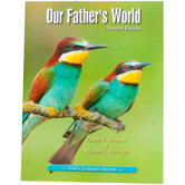 Christian Liberty Press, Our Fathers World, 2nd Edition, Paperback, 103 Pages, Grade 1