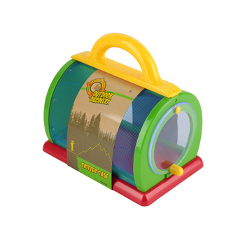 Toysmith, Outdoor Discovery Critter Case, 7.5 x 5.5 x 8.5 Inches, 1 Piece, Ages 5 and up