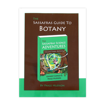 The Sassafras Guide to Botany Science Activity Book, Paperback, Grades K-5