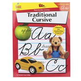 Traditional Cursive Resource Book, The 100 plus Series, Reproducible, 128 Pages, Grades 2-6