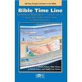 Bible Time Line, by Rose Publishing, Pamphlet