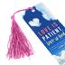 Salt & Light, 1 Corinthians 13:4 Love Is Patient Tassel Bookmark, 2 1/4 x 7 inches