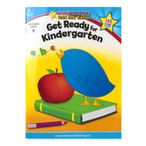 Home Workbooks Gold Star Edition Activity Book: Get Ready for Kindergarten, 64 Pages, Grade K