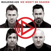 We Won't Be Shaken, by Building 429, CD