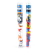 Plus-Plus, Character Tube, Astronaut or Superhero, Ages 3 and Older, Over 70 Pieces