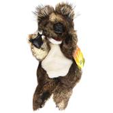 Folkmanis, Koala Hand Puppet, Gray & Brown, 10 x 9 x 16 inches