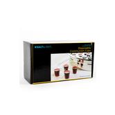 Salt & Light, Disposable Communion Cups, Clear Plastic, 1 3/8 Inch, Box of 1000