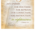 Salt & Light, All Scripture Is Given By God Church Bulletins, 8 1/2 x 11 inches Flat, 100 Count